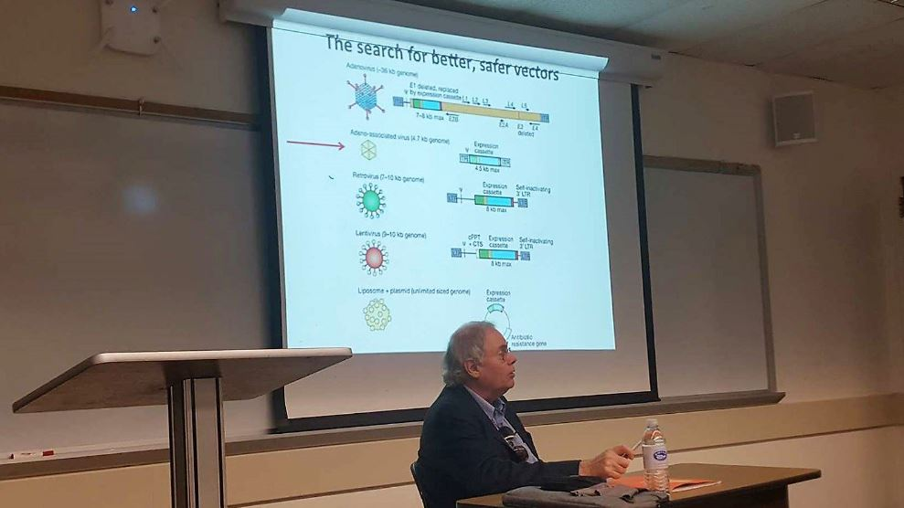 Greg A. Petsko, Ph.D., Arthur J. Mahon Professor of Neurology and Neuroscience, Weil Cornell Medical College and Director of the Helen and Robert Appel Alzheimer's Disease Research Institute